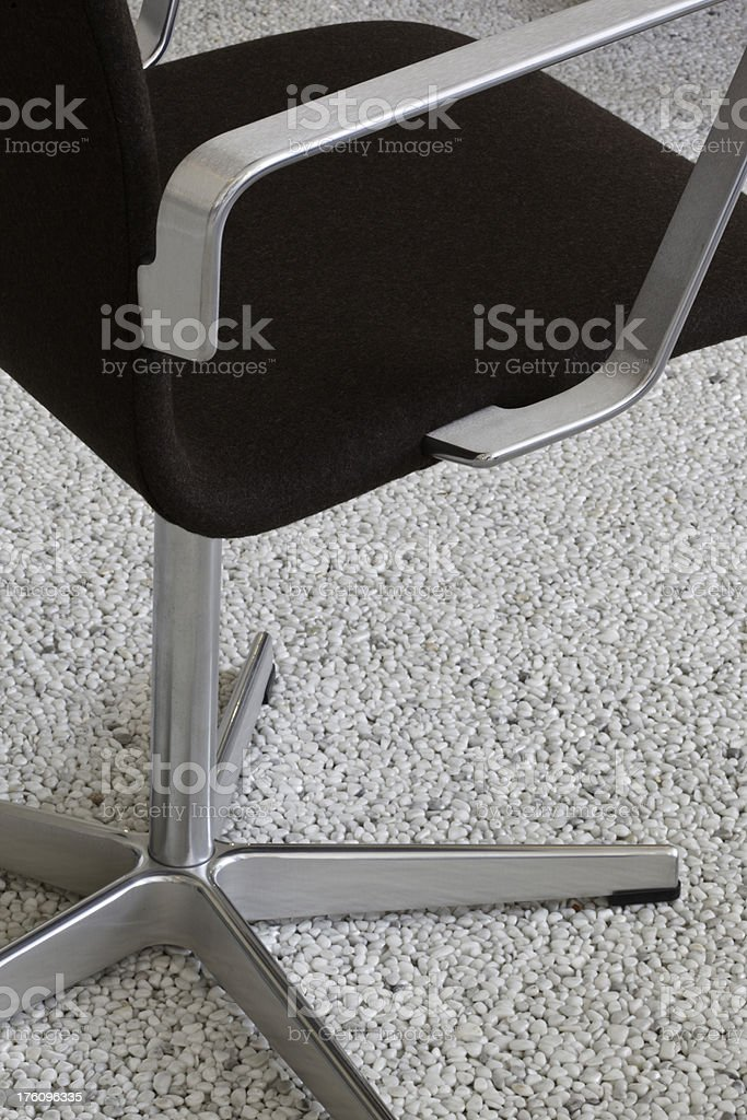 Executive meeting chair royalty-free stock photo