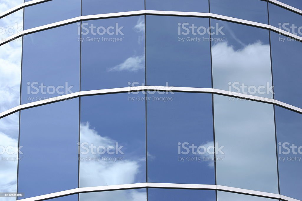 Executive Offices royalty-free stock photo