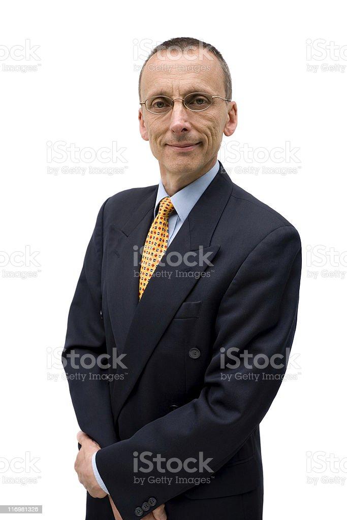 Executive royalty-free stock photo