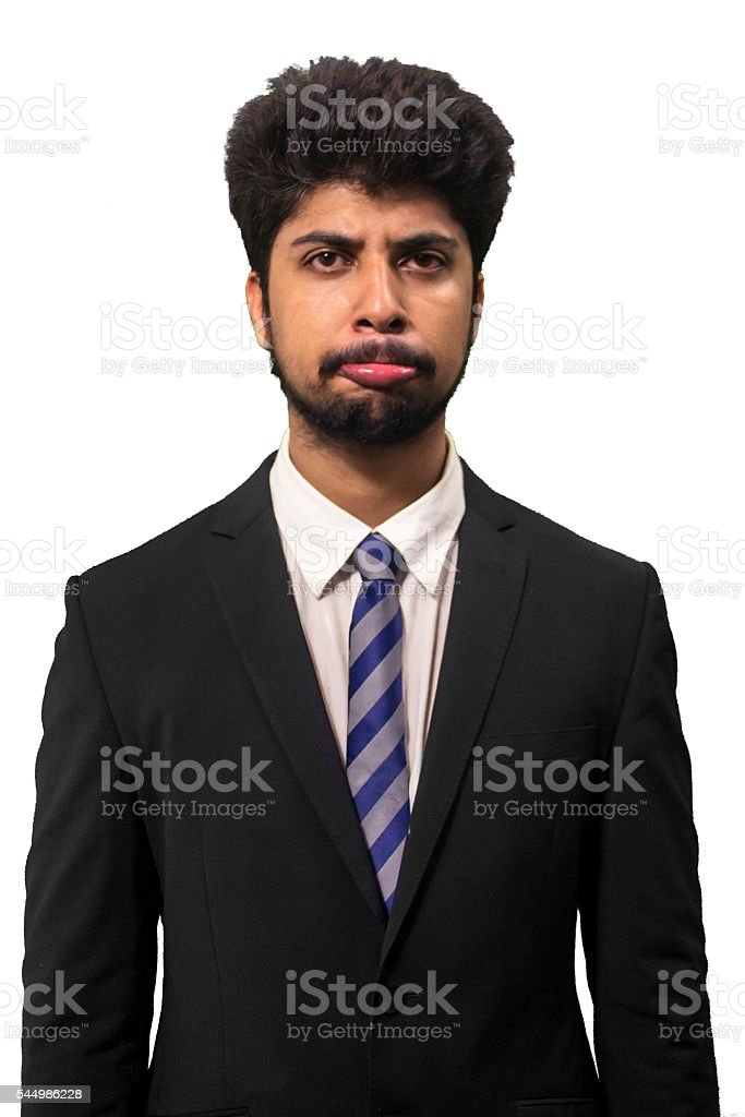 Executive stock photo
