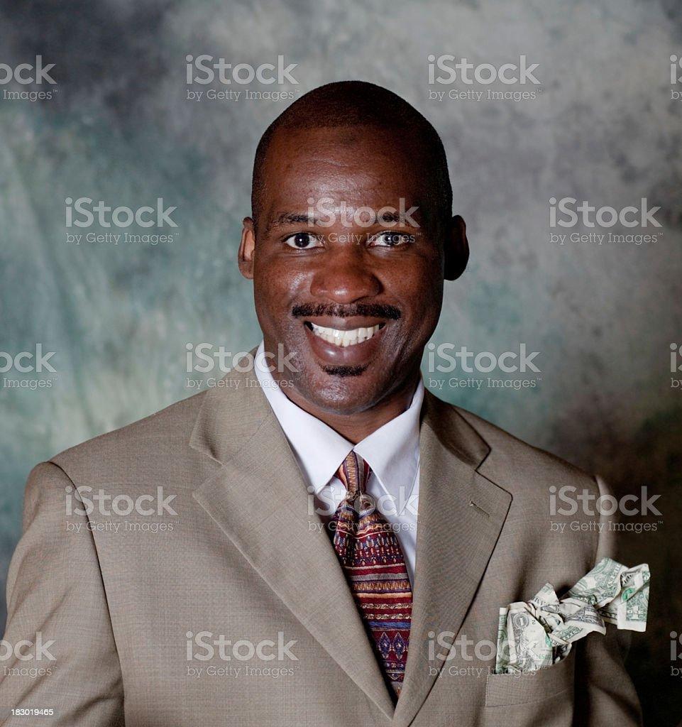 Executive Portrait stock photo