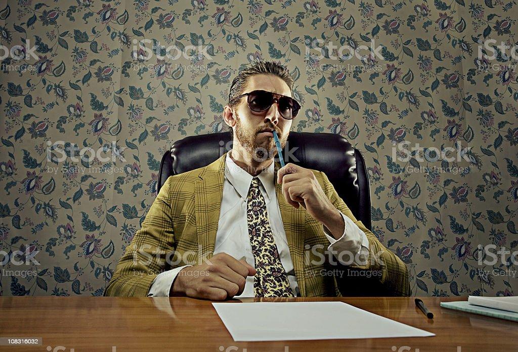executive powerhouse stock photo