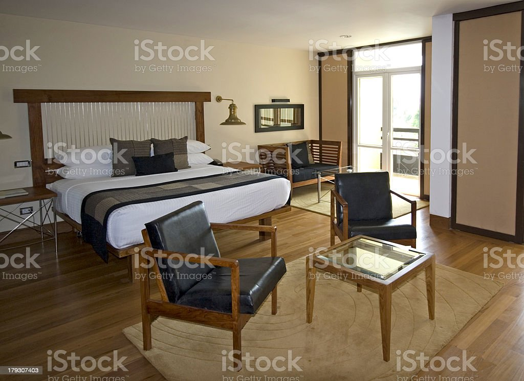 Executive Suite royalty-free stock photo