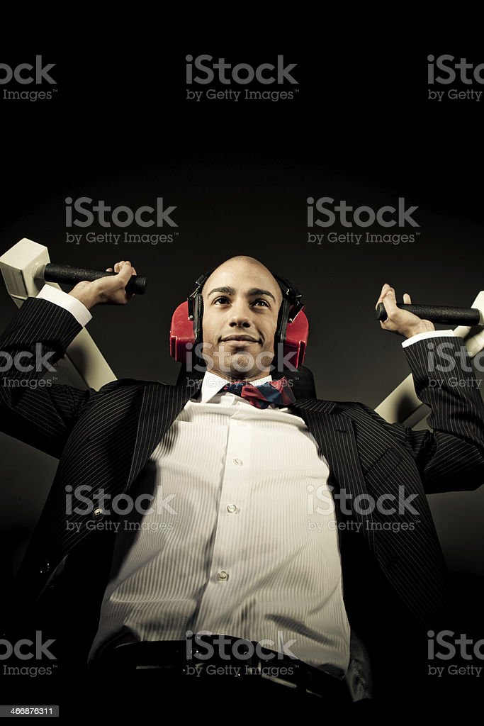 executive training stock photo