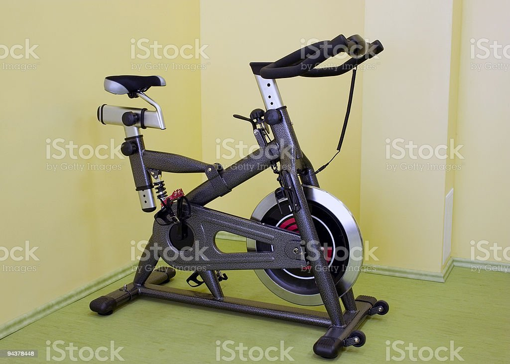 Exercise equipment royalty-free stock photo