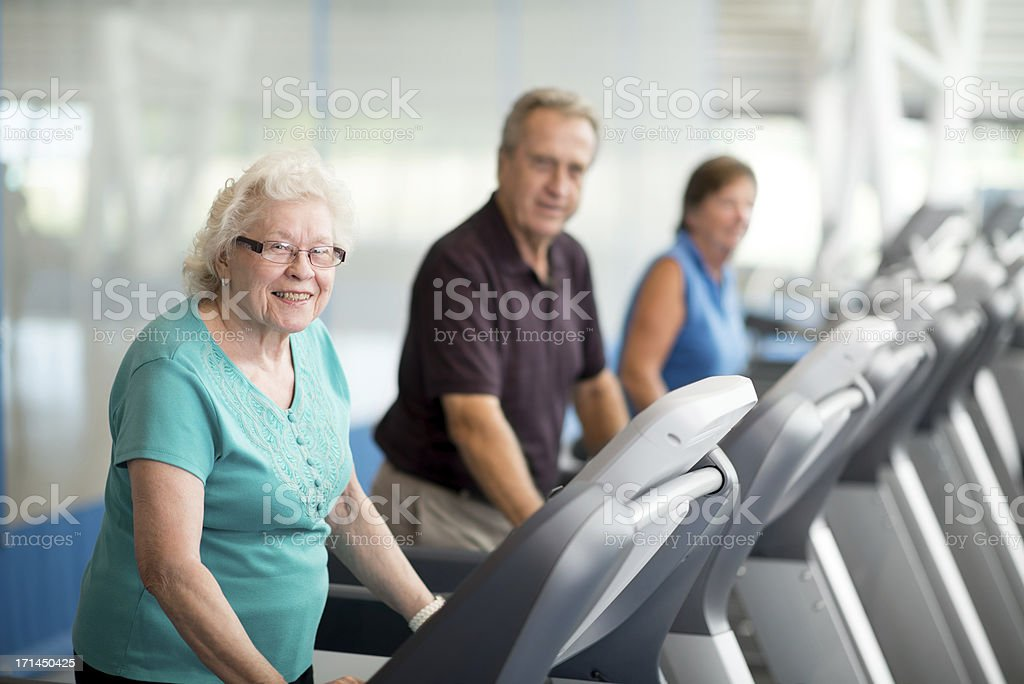 Exercise stock photo