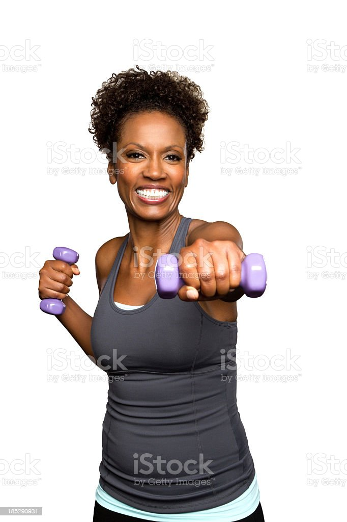 Exercise royalty-free stock photo