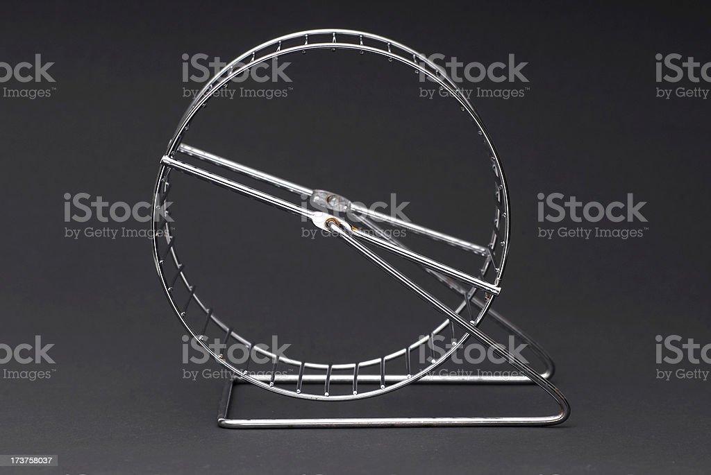Exercise Wheel Series royalty-free stock photo