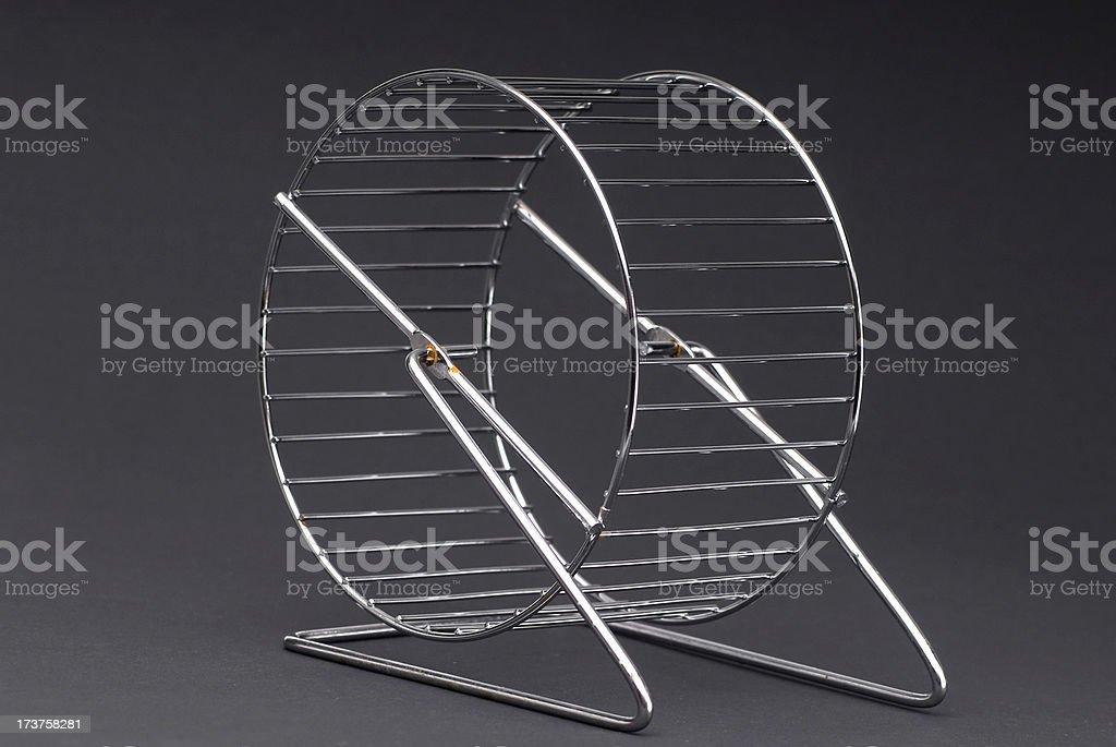 Exercise Wheel Series stock photo