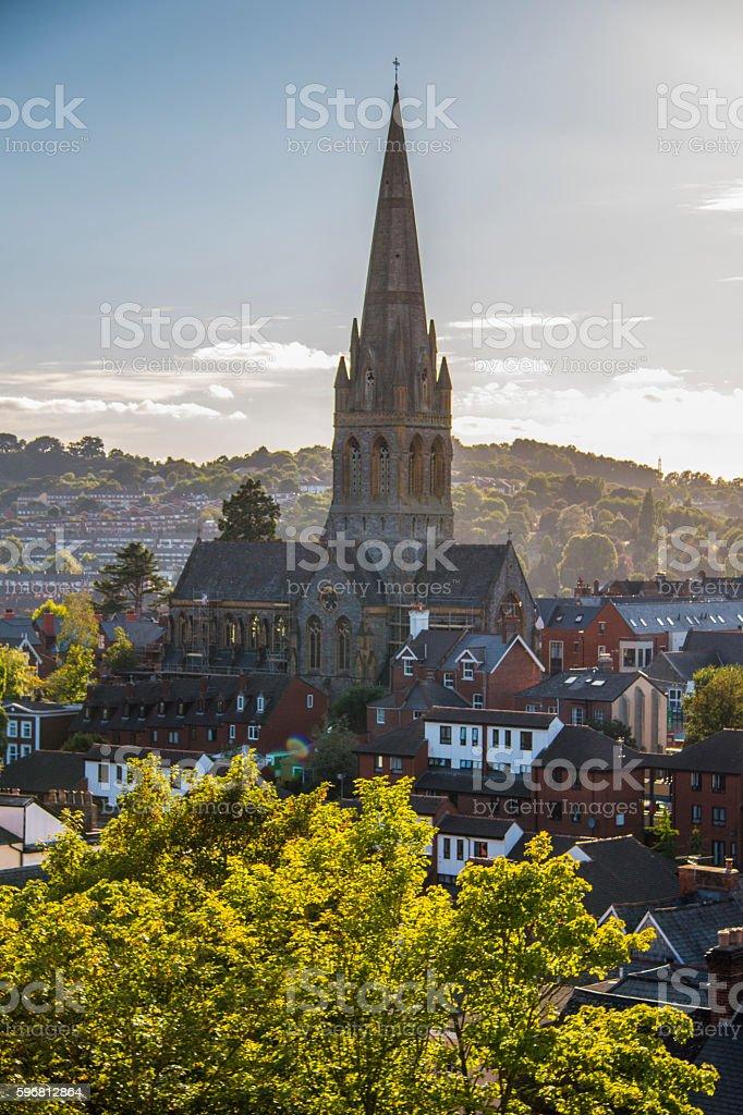Exeter stock photo
