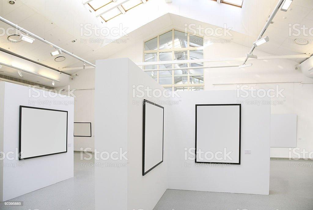 exhibition 2 royalty-free stock photo