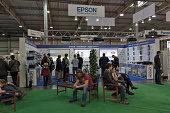 CEE 2016 exhibition of electronics in Kiev, Ukraine.