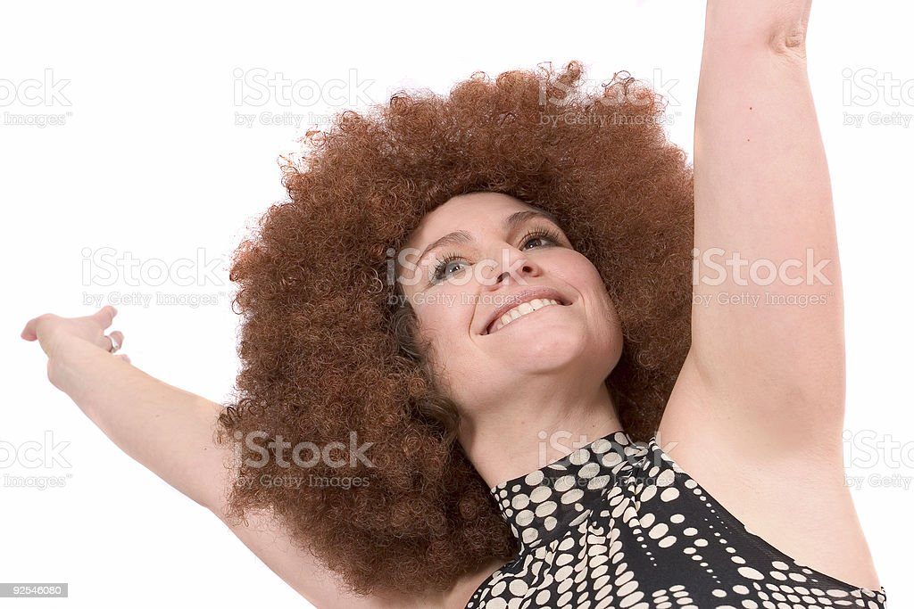 Exhiliration royalty-free stock photo
