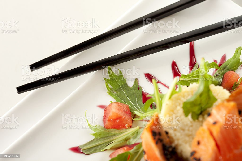 Exotique Food stock photo