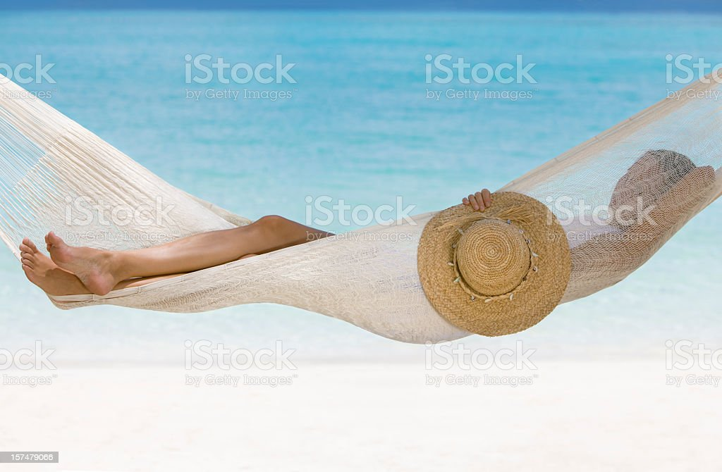 exotic getaway stock photo