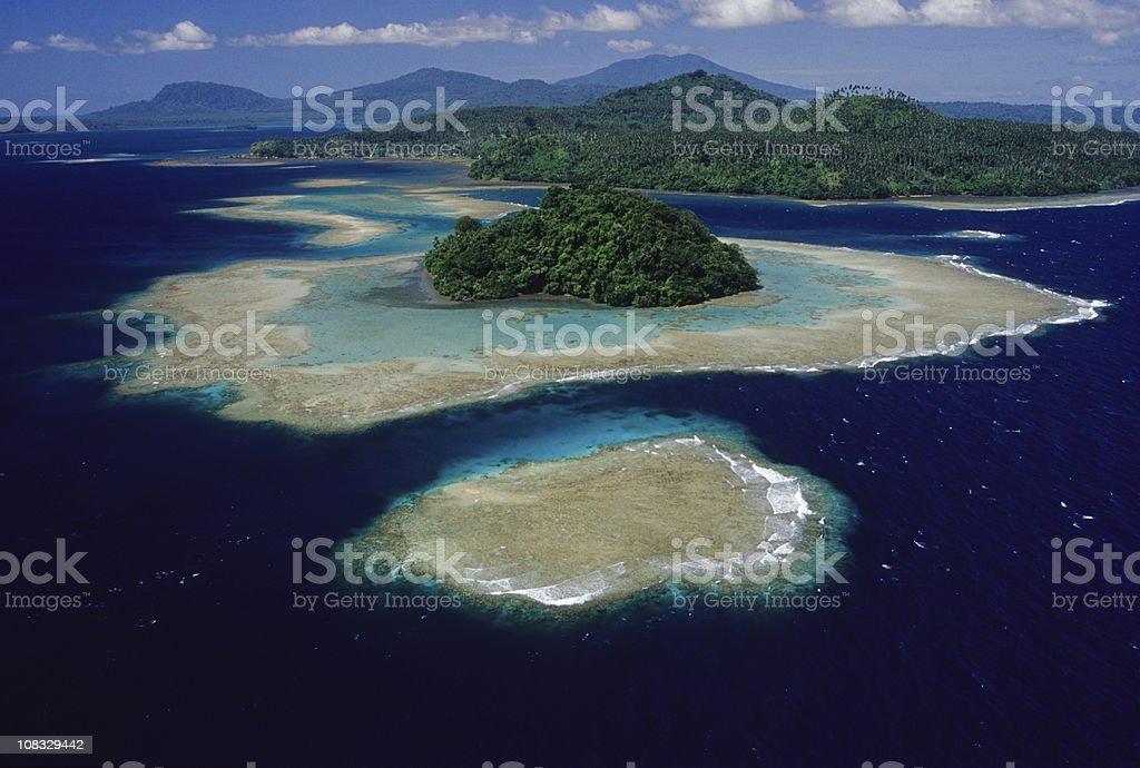 Exotic Islands stock photo