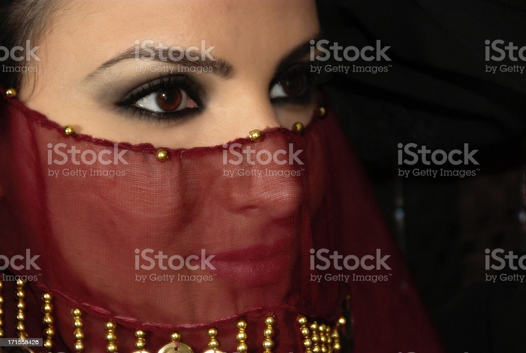 Exotic Women stock photo