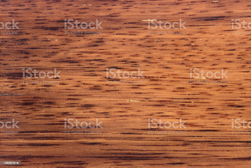Exotic wood texture stock photo