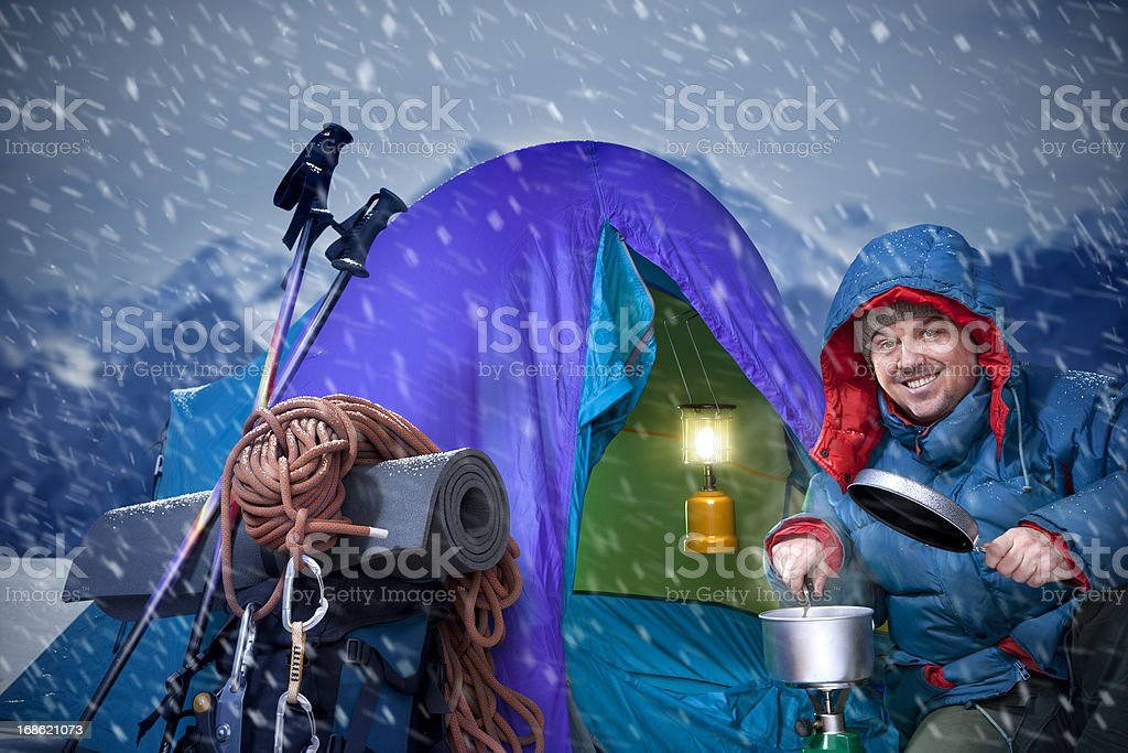 Expedition royalty-free stock photo