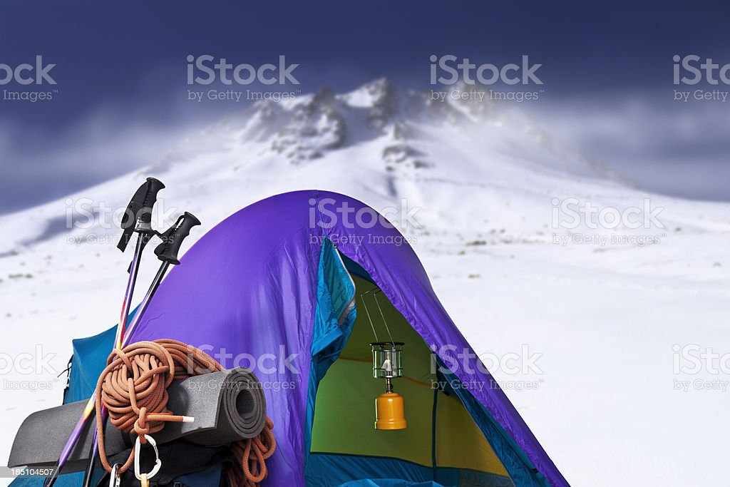 Expedition stock photo