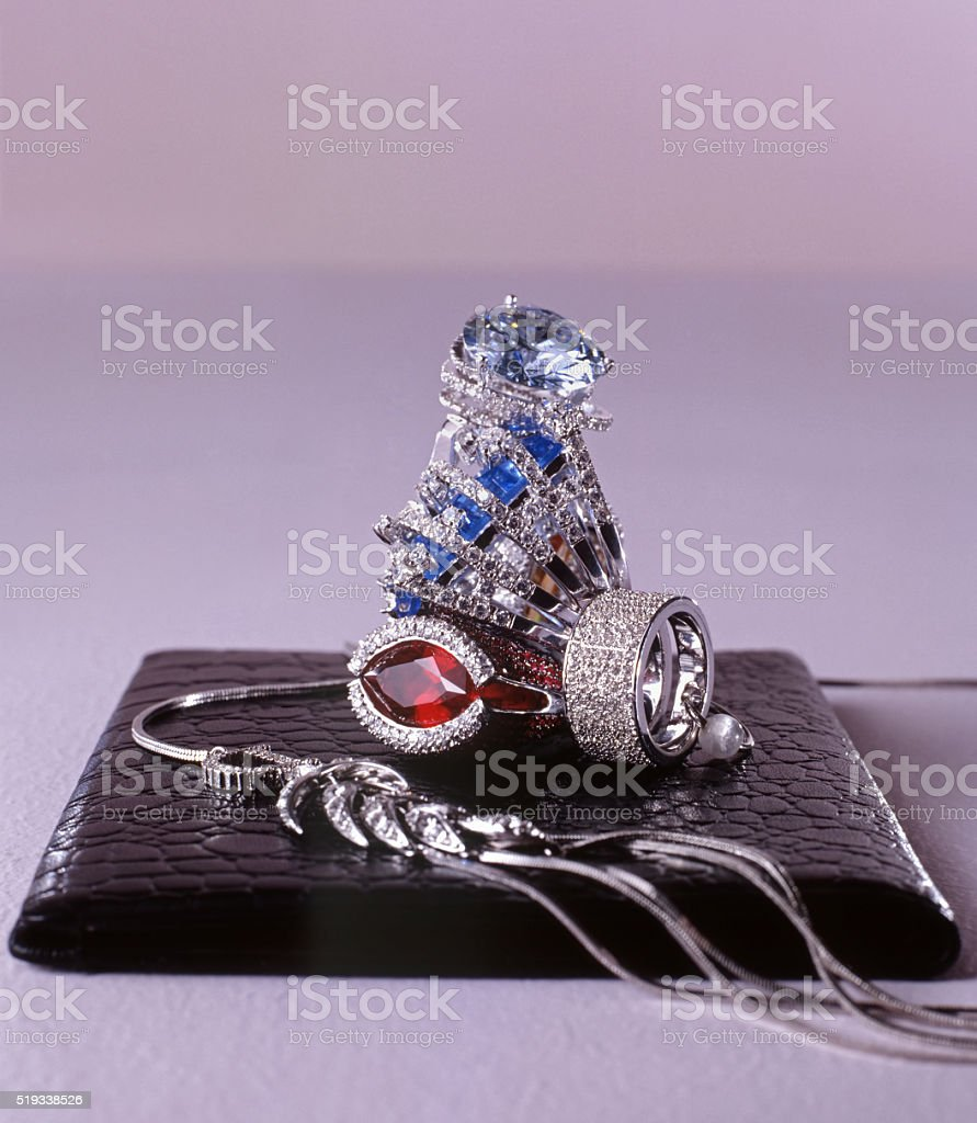 expensive gifts stock photo