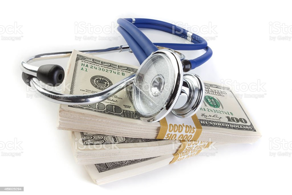 Expensive Healthcare stock photo