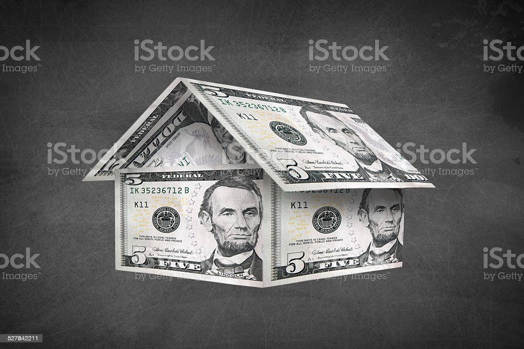expensive living stock photo