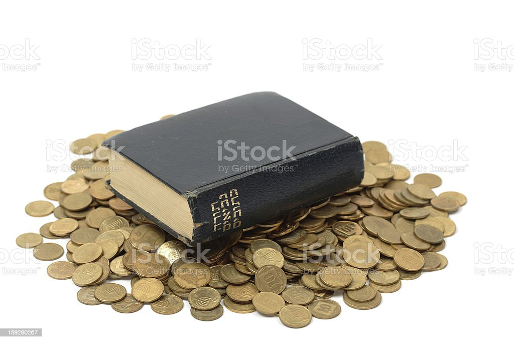 Expensive religion royalty-free stock photo