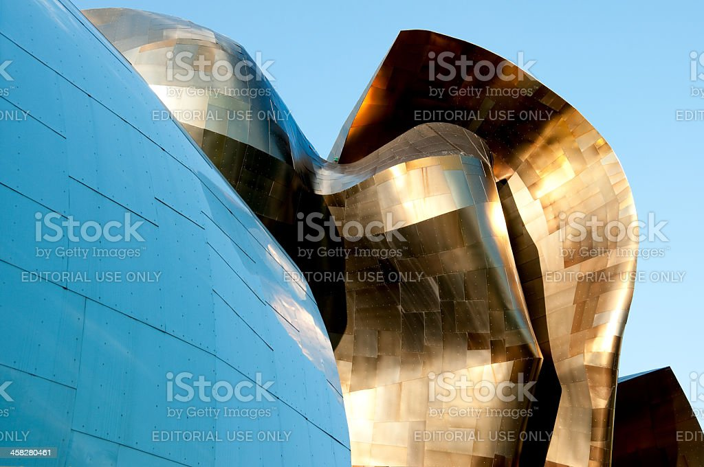 Experience Museum Project royalty-free stock photo