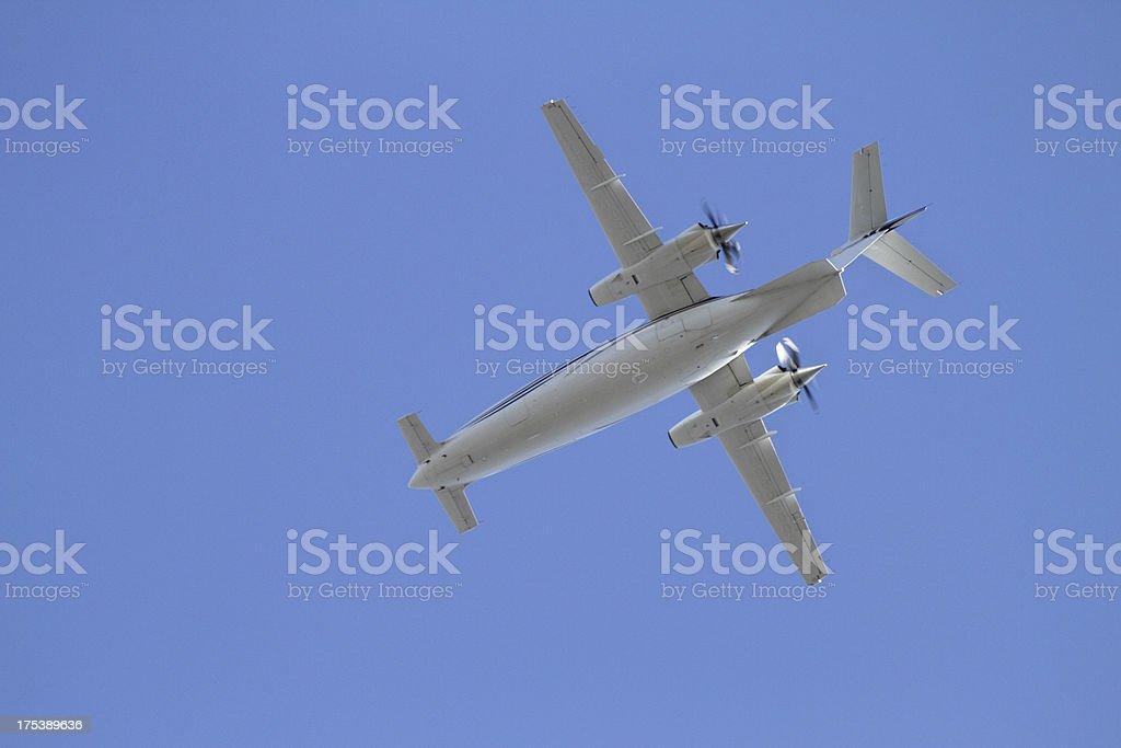 Experimental Aircraft royalty-free stock photo