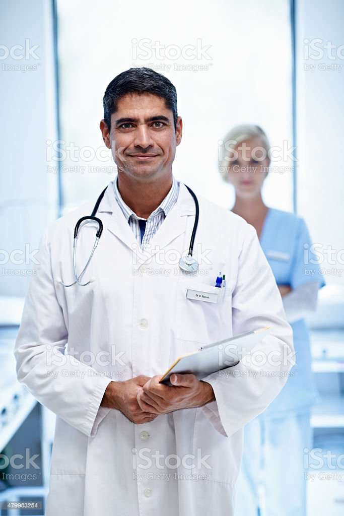 Expertise you can trust stock photo