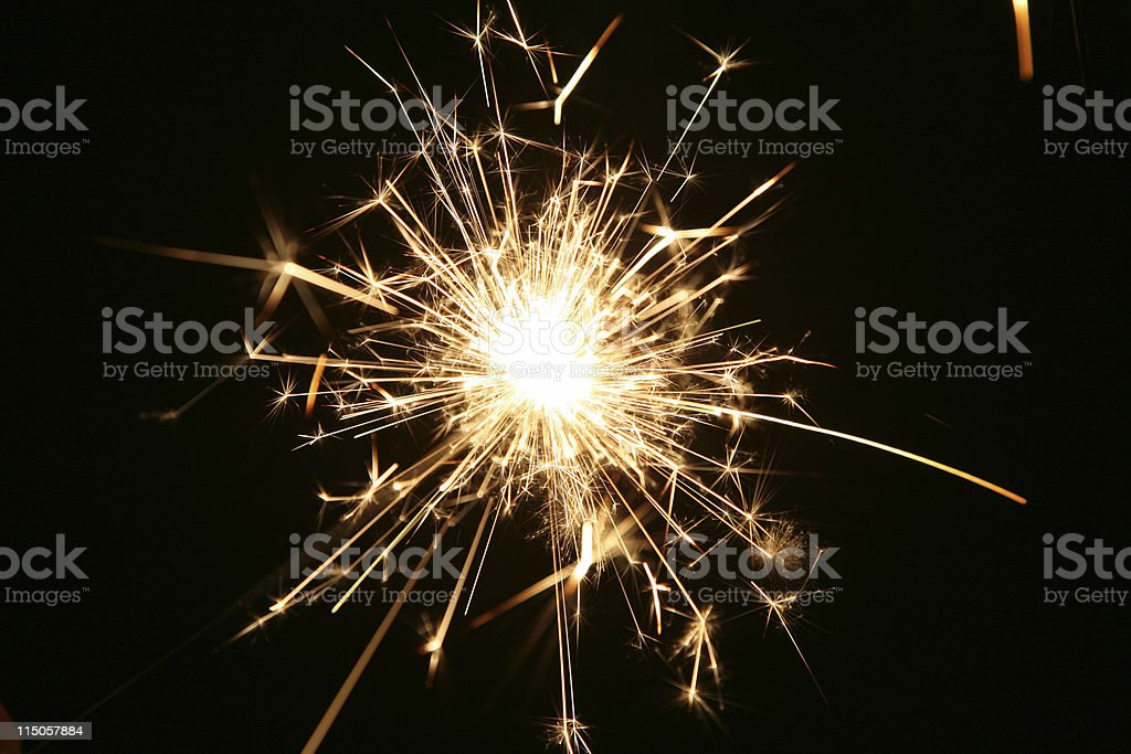 Explode royalty-free stock photo