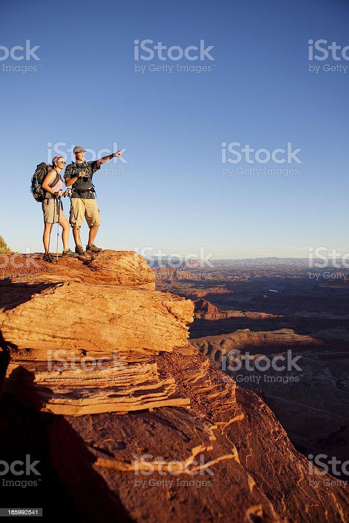 Exploration royalty-free stock photo