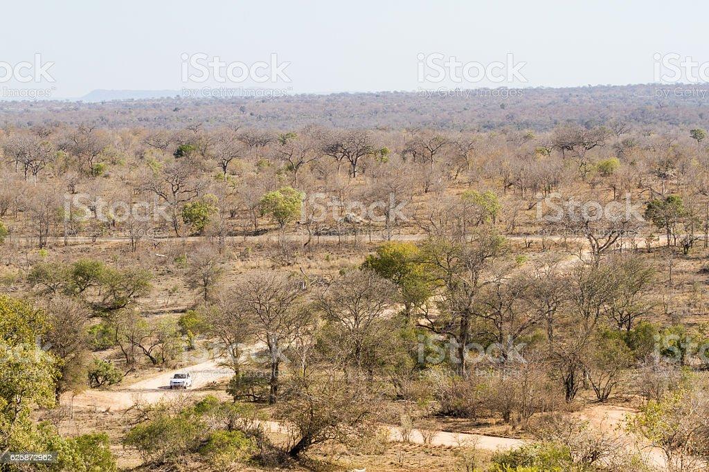Explore Kruger stock photo