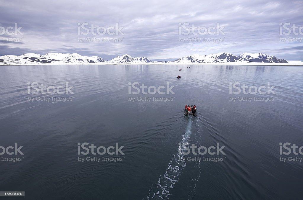 Exploring Arctic Wilderness Richardlaguna royalty-free stock photo