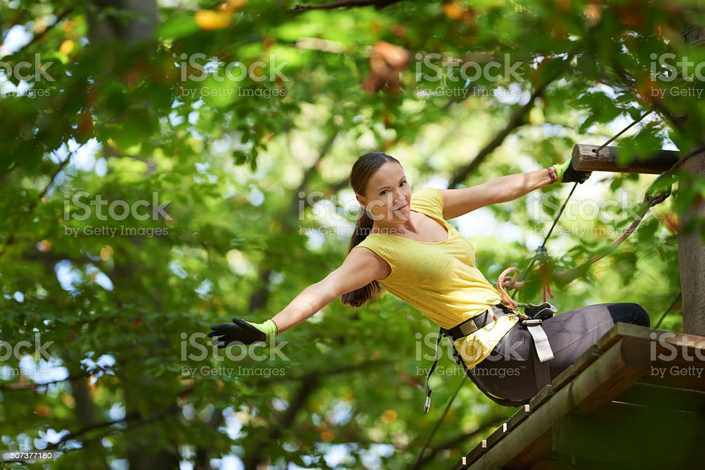 exploring new adventures stock photo