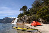 Exploring Patagonia Sea Kayak