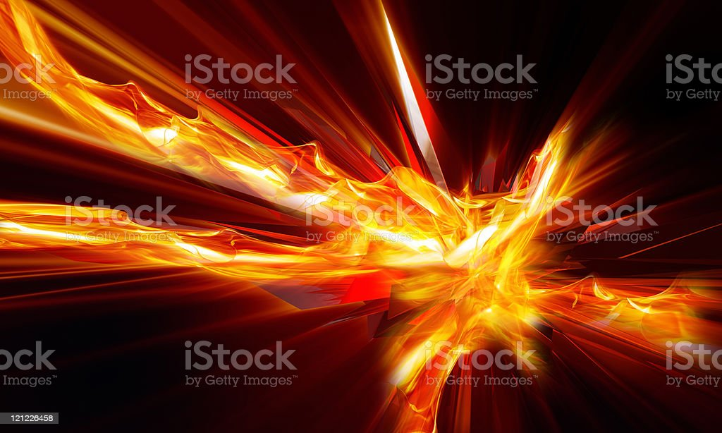 Explosion. XXXL size abstract background royalty-free stock photo