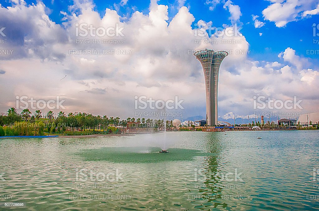 Expo 2016 Antalya/Turkey stock photo