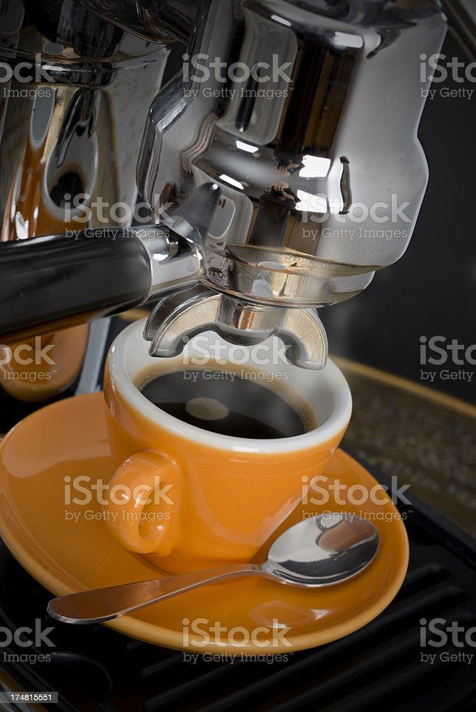 Espresso stock photo