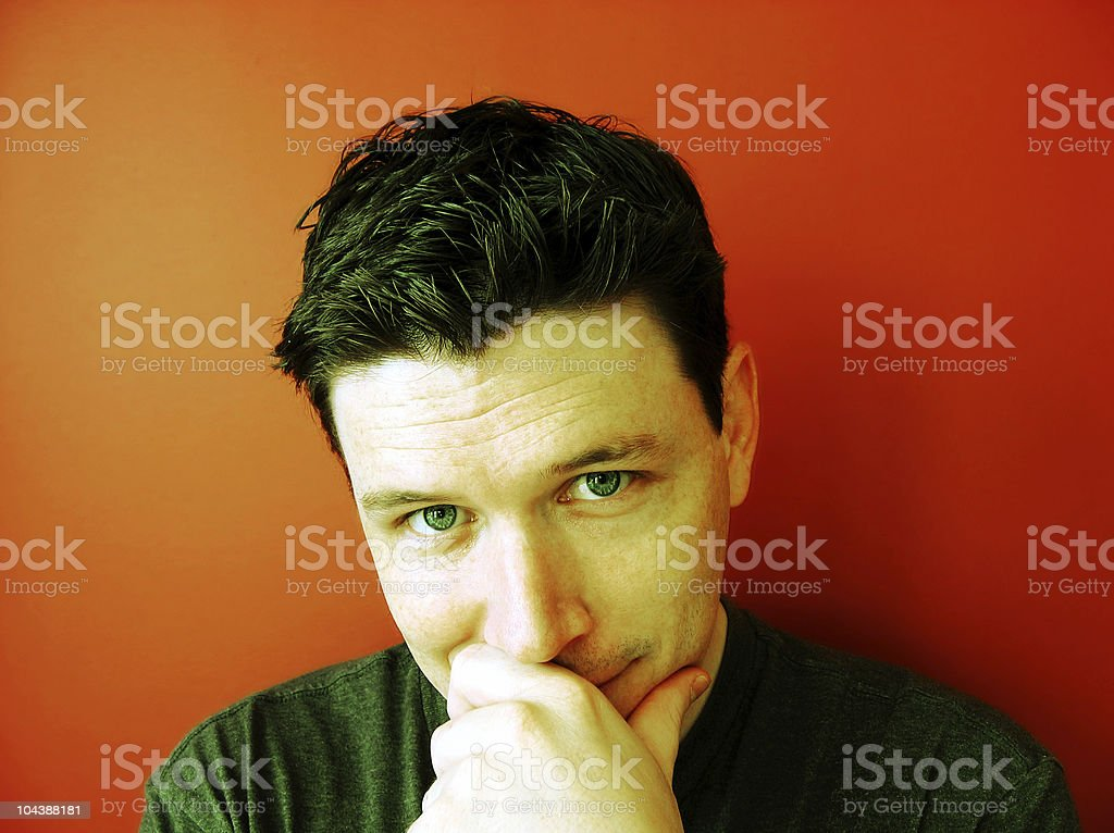 Expression 2 royalty-free stock photo