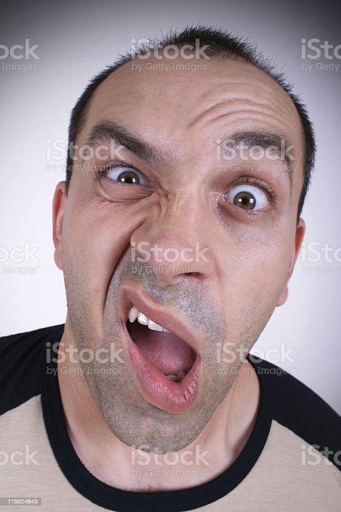 expression stock photo