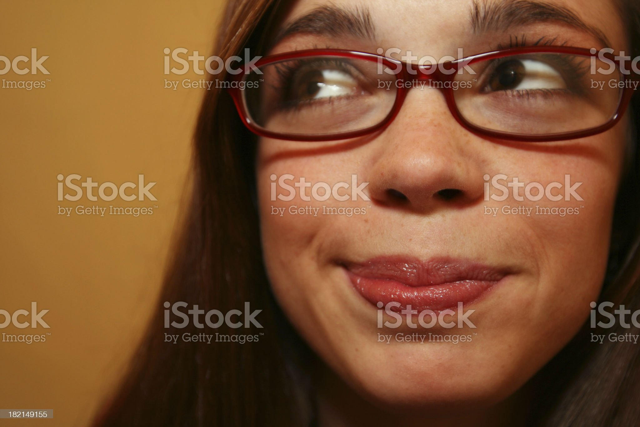 Expressions royalty-free stock photo