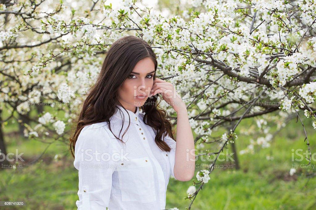 Exquisite Beauty stock photo
