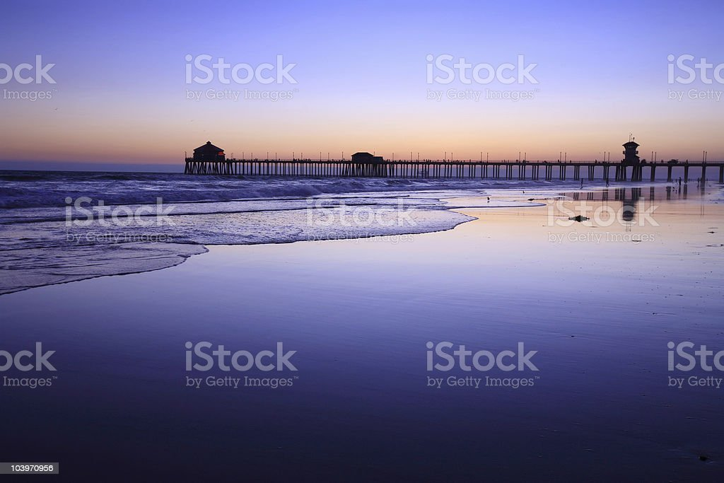 Extend to the Sea stock photo