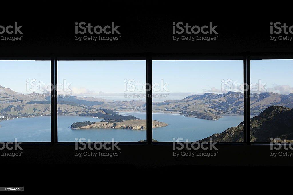 Exterior - Lakes & hills royalty-free stock photo