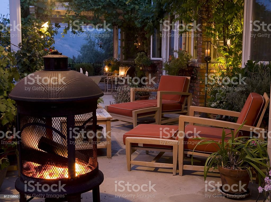 Exterior Lifestyles stock photo
