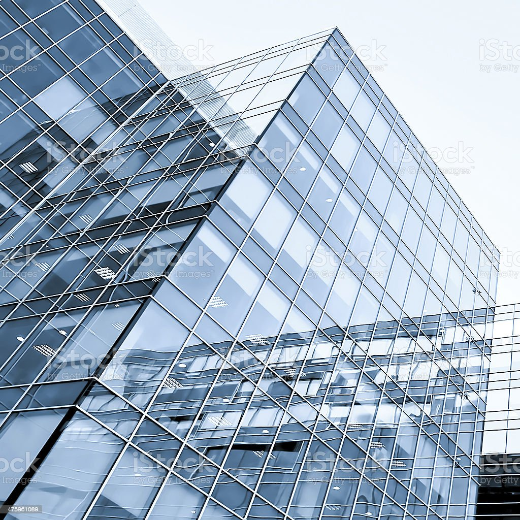 exterior of luxury hotel stock photo