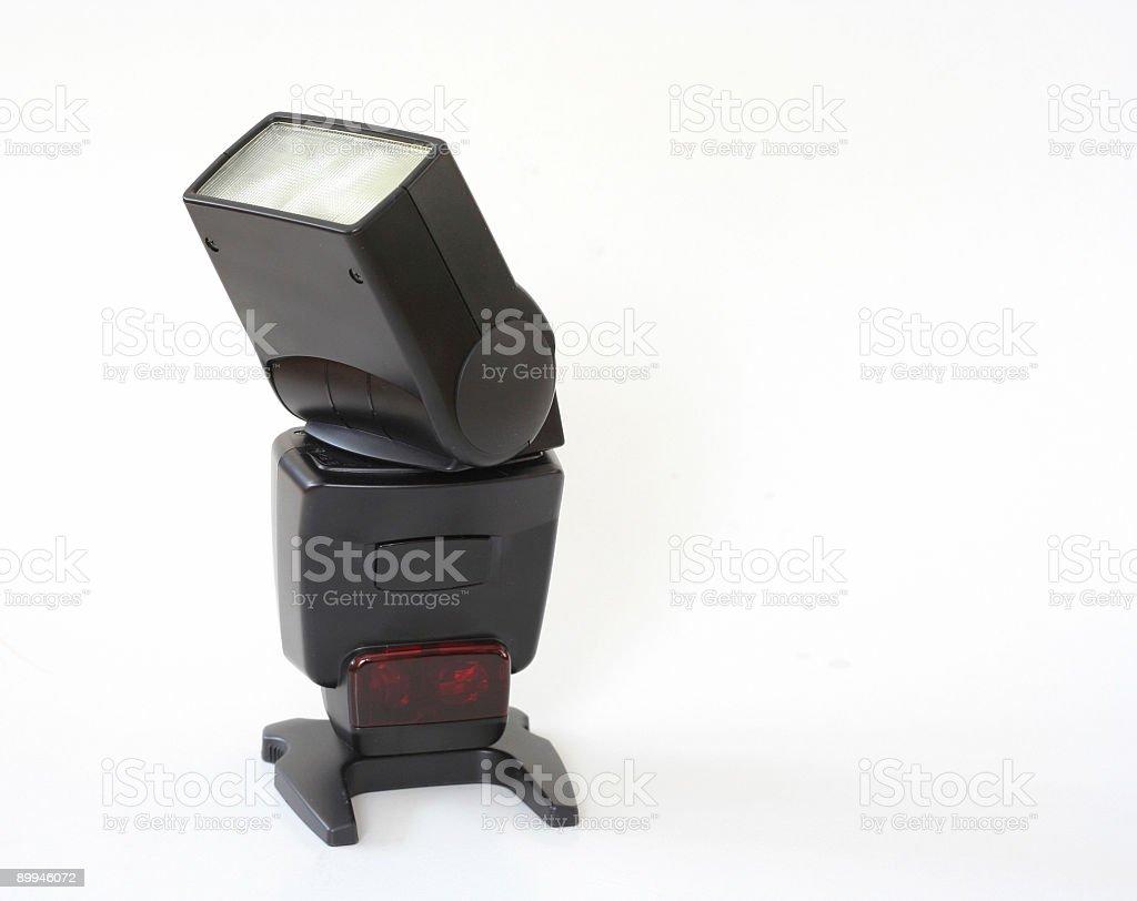 External Flash Unit III royalty-free stock photo