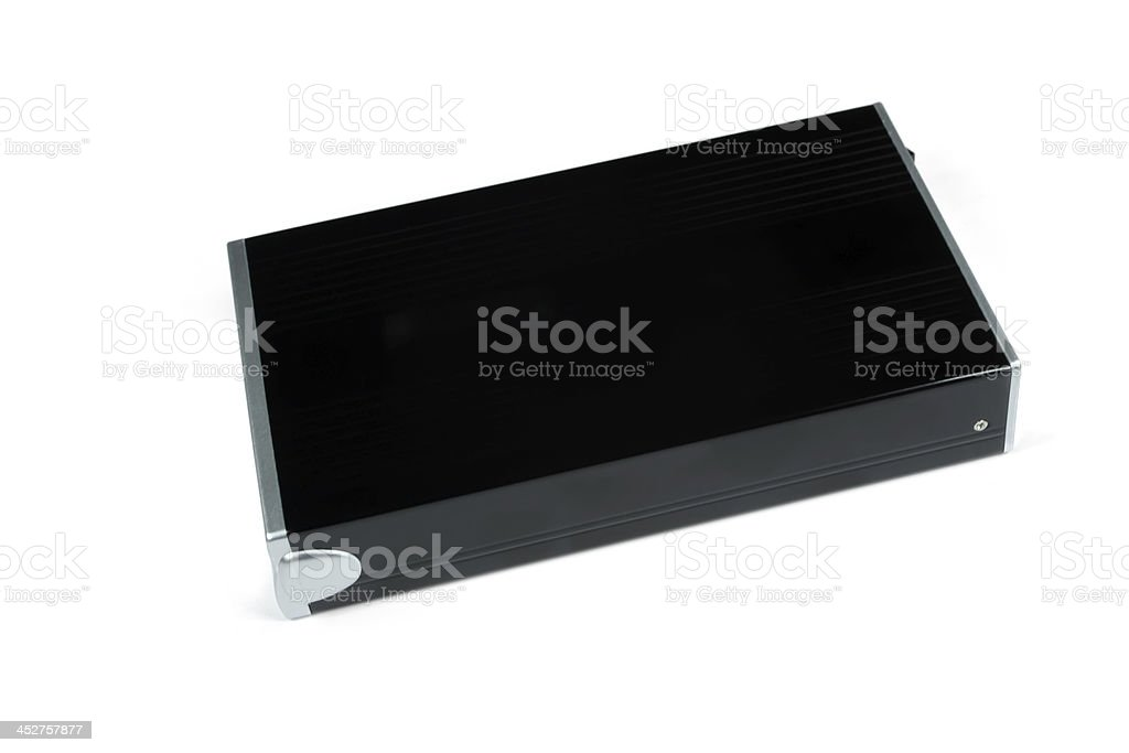 external hdd royalty-free stock photo